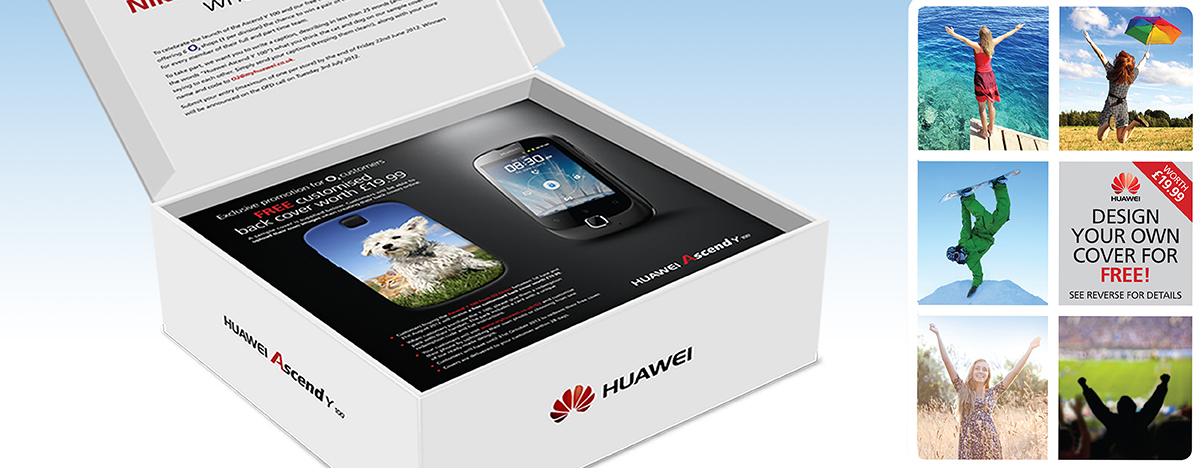 Huawei packaging