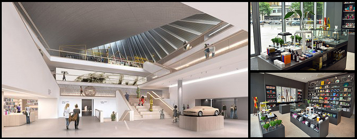 London's new Design Museum will re-open in a brand new location